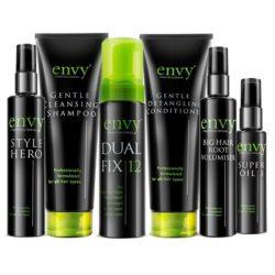 ערכת הטיפולים של Envy Professional  מורכבת משלושה שלבים