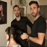 הצמד המופלא מעצבי השיער יוסי וגיא ברח' סמטת יהונתן 6 הוד השרון
