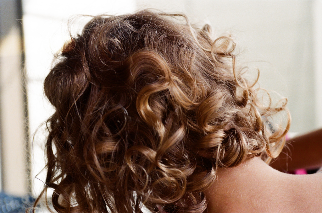 שיער מתולתל