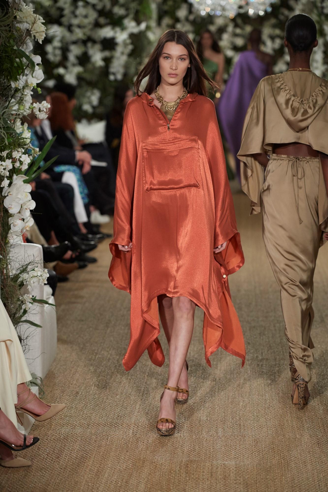 """תצוגת האופנה של ראלף לורן בשבוע האופנה בניו יורק פברואר 2017 צילום יחצ חו""""ל"""