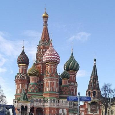 מוסקבה עם שוורצקופף פרופשיונל