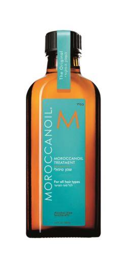חברת הטיפוח המובילה לשיער MOROCCANOIL מציעה שמן טיפולי לכל סוגי השיער