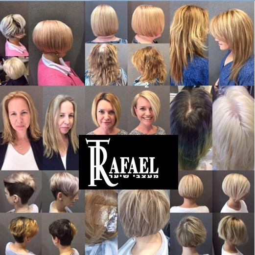 רפאל טפלוב, מעצב שיער ייחודי בעל טאץ' ברור של אופנה בינלאומית