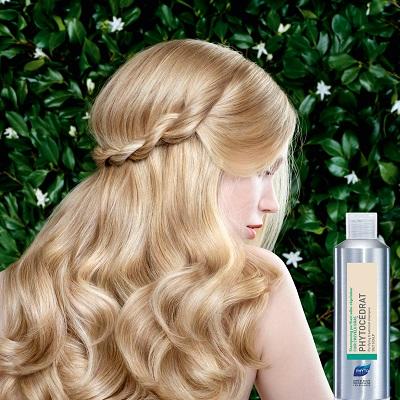 "PHYTO PARIS- מותג השיער היוקרתי מצרפת השיק את ""פיטוסדראט""  שמפו ייחודי לטיפול בשיער שמן"