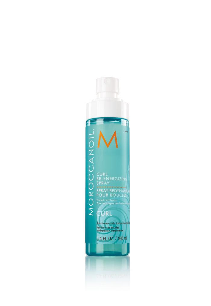 Moroccanoil ספריי ריענון לתלתלים Curl Re-Energizing Spray מחיר 110שח צילום יחצ חול