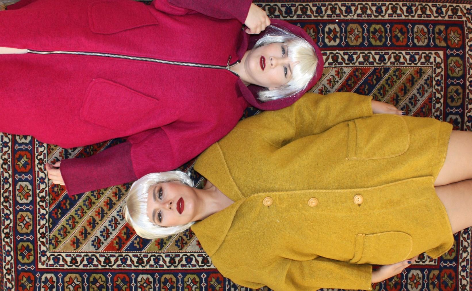 שבוע האופנה למידות גדולות 21-24.11.17 יד חרוצים11 תל אביב מעילים לימור אופנה גדולה צילום יחצ