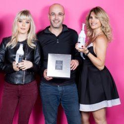 מעצב השיער המוביל שלומי ברמי הצטרף לנבחרת לוריאל salon expert