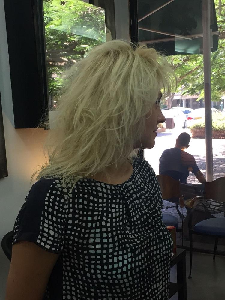 עמוס גנור - מאסטר בתספורות ועיצוב שיער