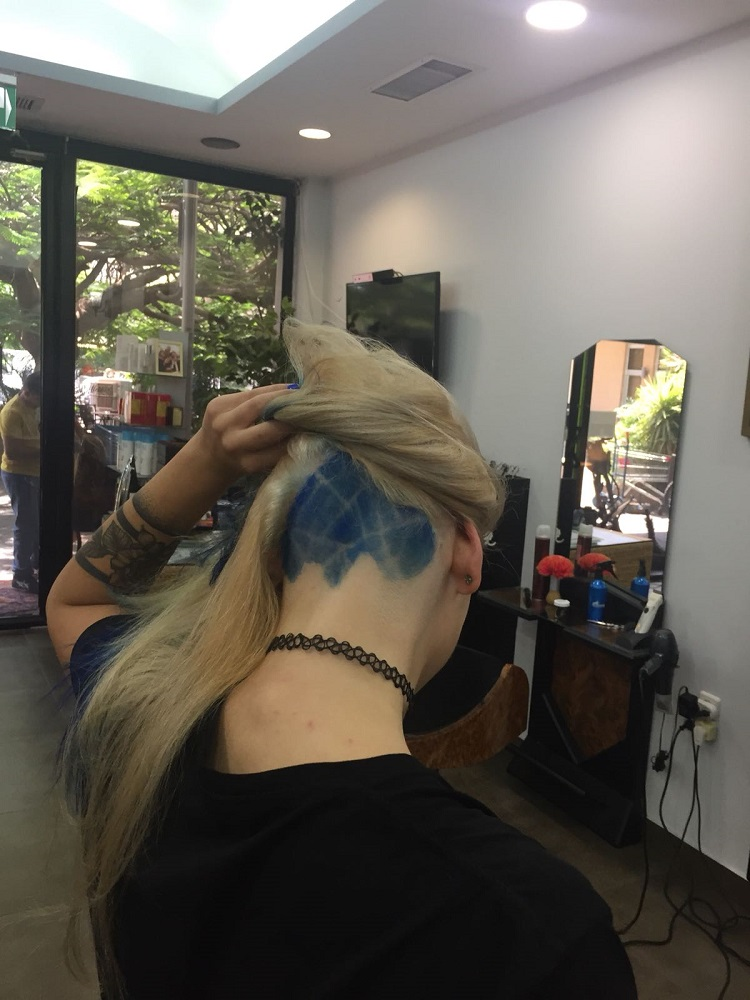 עיצוב שיער ברמת אביב