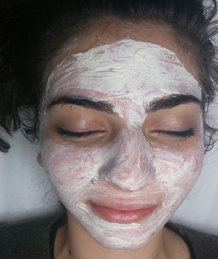 טיפולי פנים באזור
