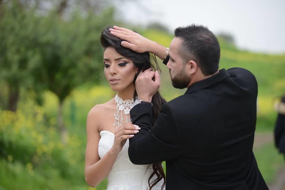חמודי דבדוב, מסלון הייר ביוטי בעכו, ובת זוגו אמר – מתחתנים