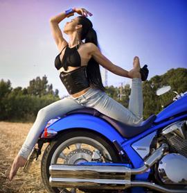 התשוקה האופנוענית של רפאל טפלוב
