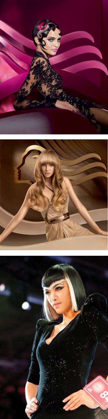 וולה פרופסיונל חושפת מראות השיער 2012