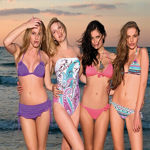 בגדי ים 2012 - קיץ לוהט