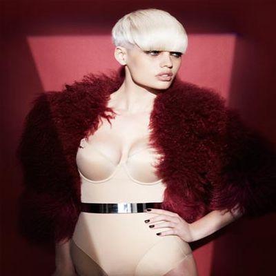 מעצבת השיער Dmitri Papas מציגה קולקציה חדשה