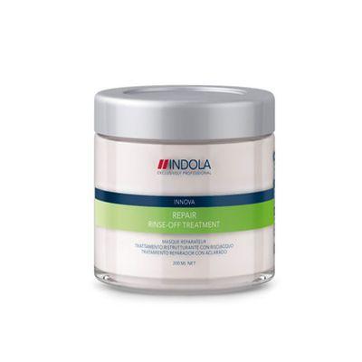 """מותג השיער """"אינדולה"""" מציע שמפו ומסכה לטיפול בשיער יבש ופגום:Innova Repair"""