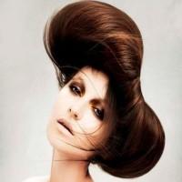 קולקציית שיער מוארת של פיינליסטים בתחרות מעצבי השיער הבריטית לשנת 2014