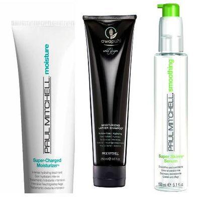 מותג השיער המוביל פול מיטשל PAUL MITCHELL מגוון מוצרים לטיפול ולטיפוח השיער