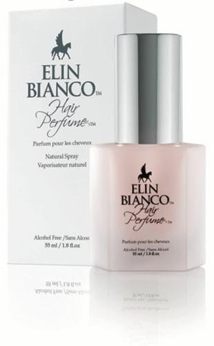 אלין ביאנקו הבושם לשיער הראשון מסוגו ללא אלכוהול