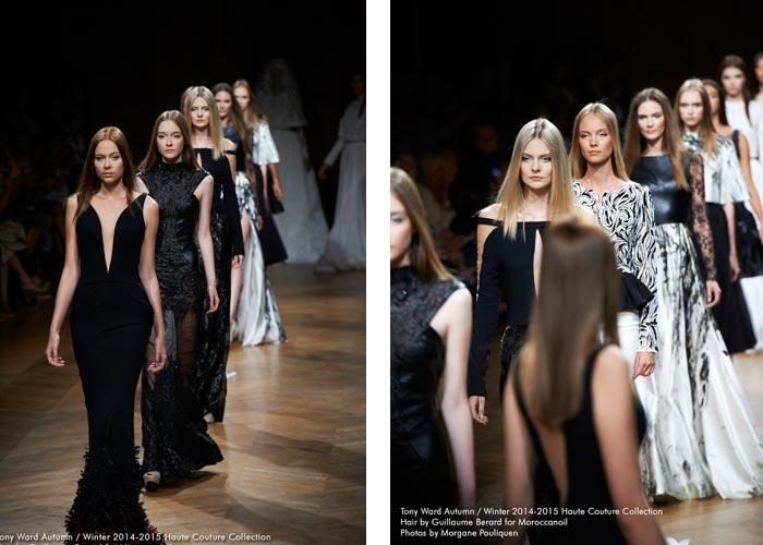 שבוע האופנה סתיו חורף 14 15 בפריז