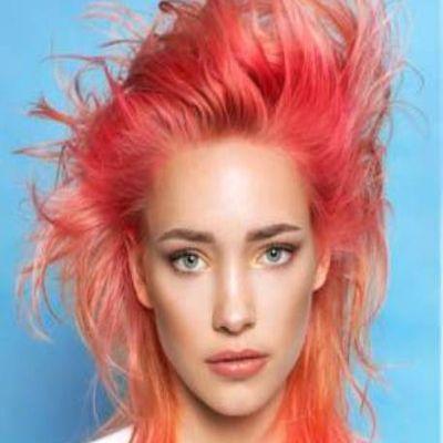 שיער בכל צבעי הקשת קולקצייה של אנדרי פאיבה