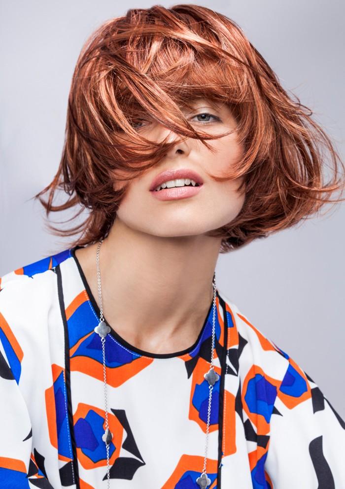 מותג השיער הבינלאומי jul משיק צבעי שיער ללא אמוניה