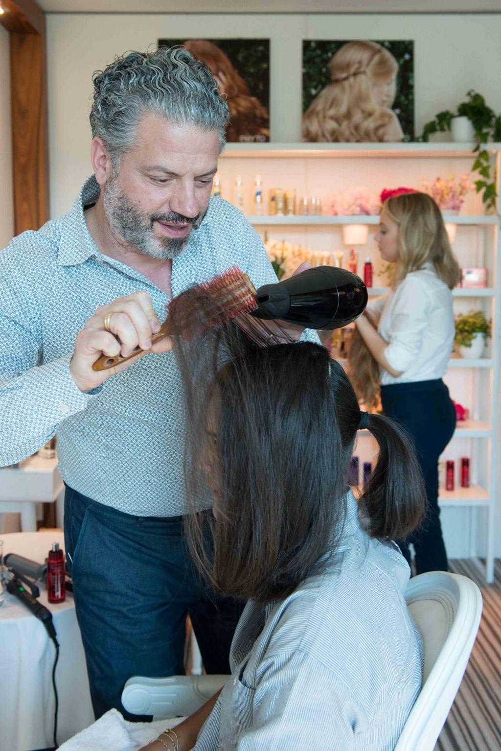 אנטוני כריסטיאנו - אמן השיער ומנהל הקריאטיב של 'פיטו פריז'