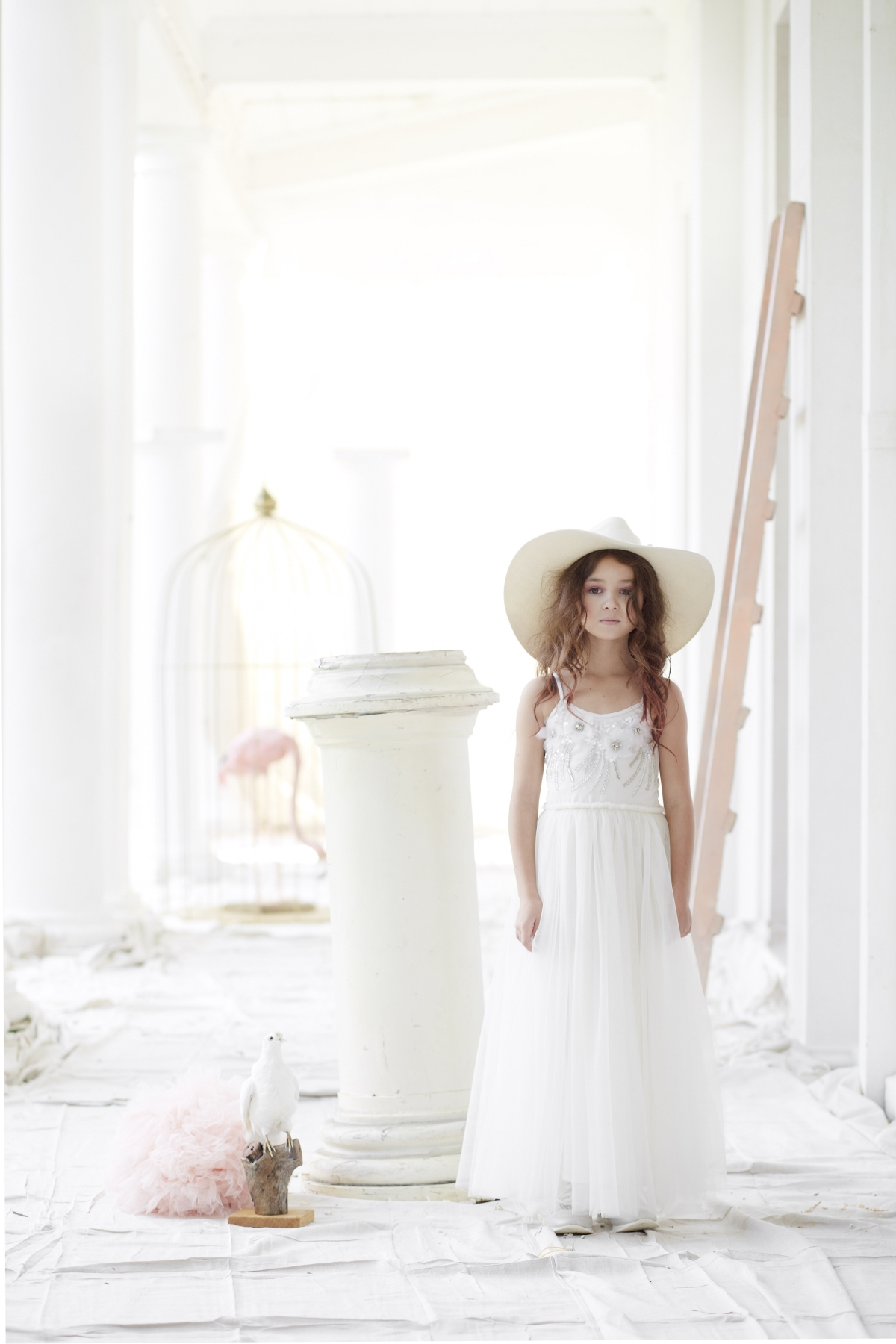 שמלת טוטו מדגם Golden Cage מבית המותג Tutu De Monde צילום יחצ