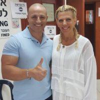 סמי דניאל DCHAIR עם סנדרה רינגלר