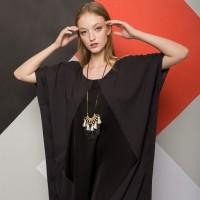 SISTER M שמלת פארה שחורה צילום רעיה מיטרני