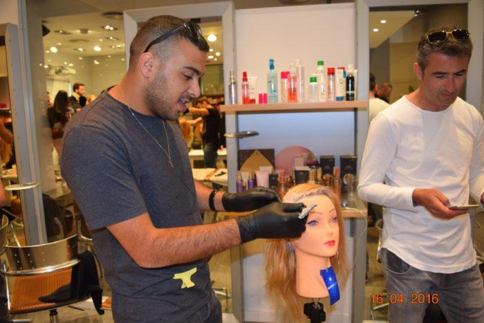 מעצב השיער נדב איפרגן