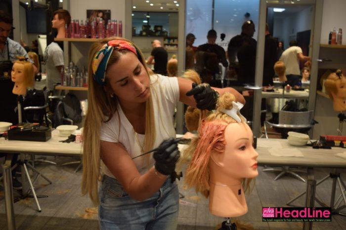 מעצבת השיער שיר חמו