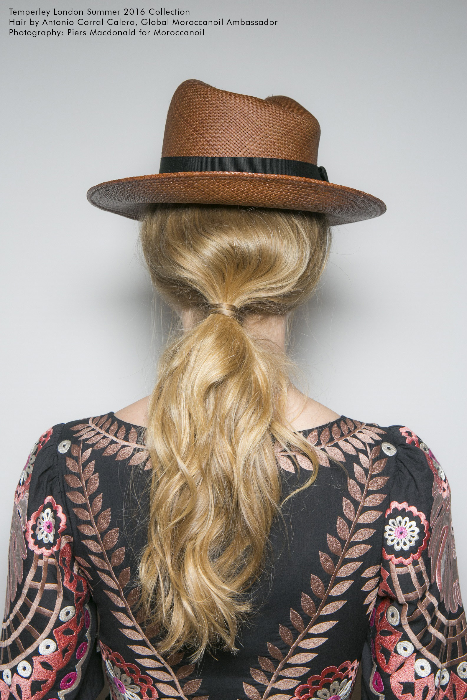 טרנדים חמים במראות שיער לקיץ 2016 - מתוך שבוע האופנה בלונדון