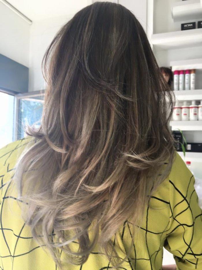 מעצב השיער פינאן אליהל הבעלים של מספרת פינאן