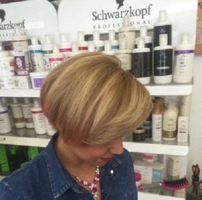 מעצבת השיער נטלי מרמת גן