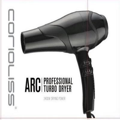 מייבש השיער החדשני של קוריוליס ARC professional Turbo