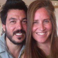 מעצב השיער אסף סיבוני מסלון AY ברמת השרון וקרן אשתו