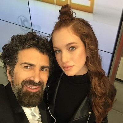 אמיר אליהו, מעצב שיער בתל אביב, בתוכנית הבוקר של ערוץ 10 מדבר על תסרוקות לערב סילבסטר באדיבות וולה פרופשיונלס
