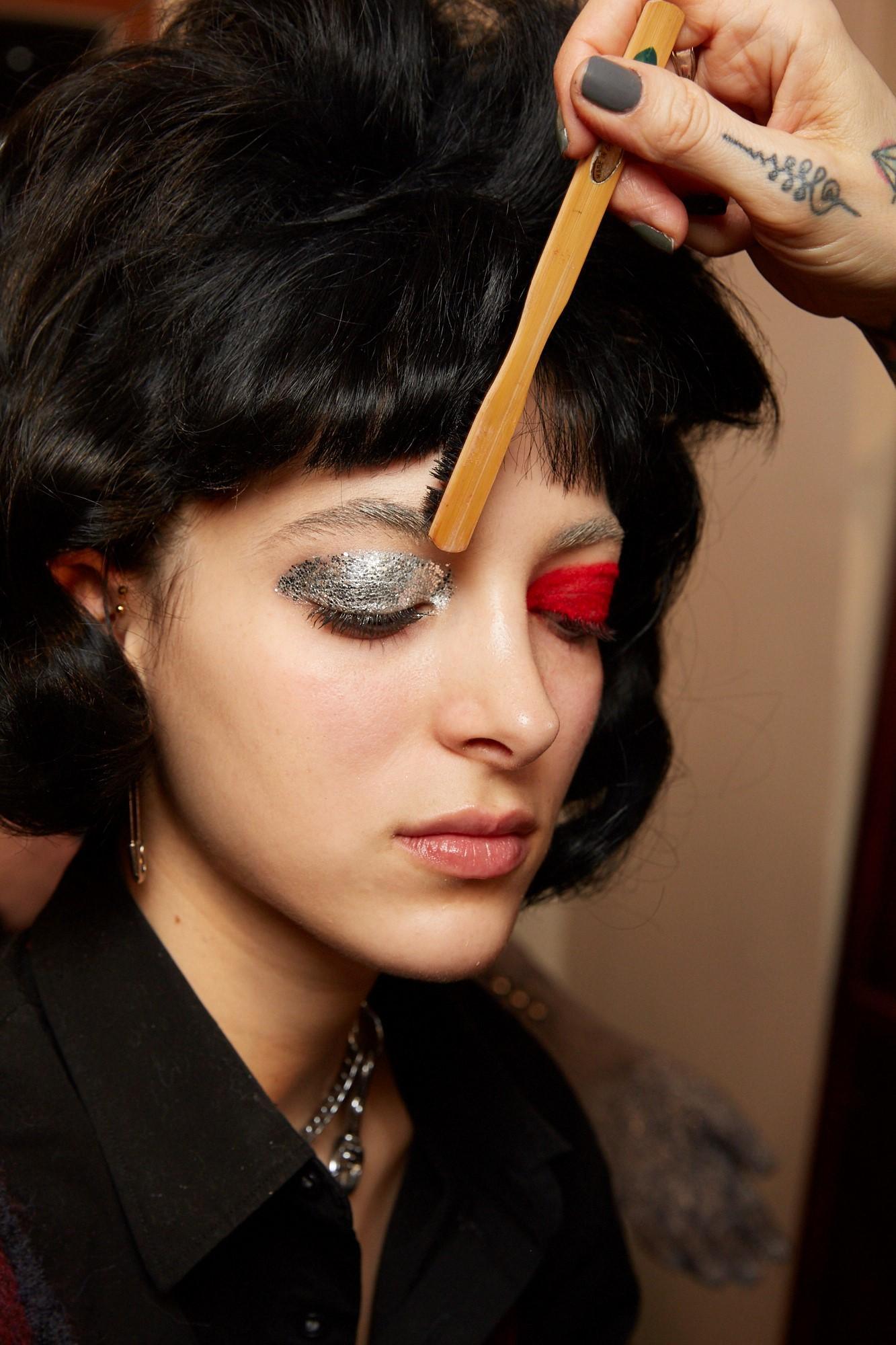 פרופסיונל בשבוע האופנה בניו יורק צילום גטי אימאג'