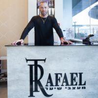 Rafael Teplove - Top Hair Stylist - רפאל טפלוב עמק זבולון 24, מרכז קייזר החדש, מודיעין 08-971-2292