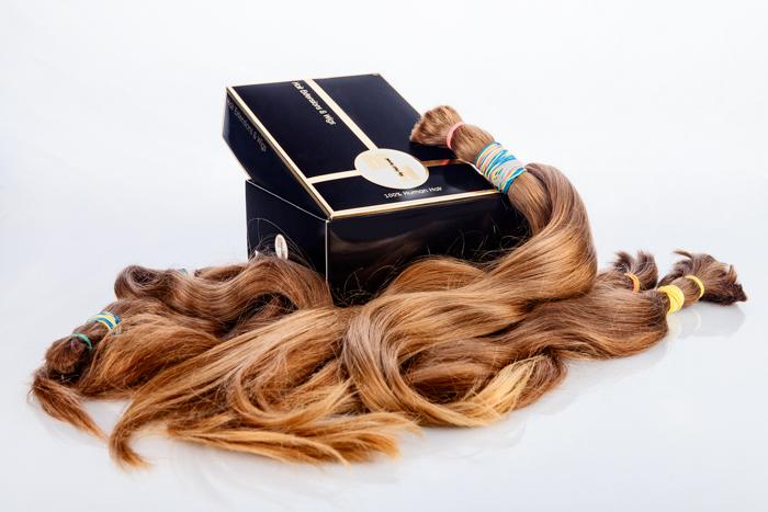 Virgin Human Carefully Hand Selected Hair My Hair Extensions