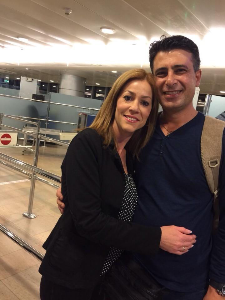 אמיר ושרית בן דוד בעלי מספרת טורקיז