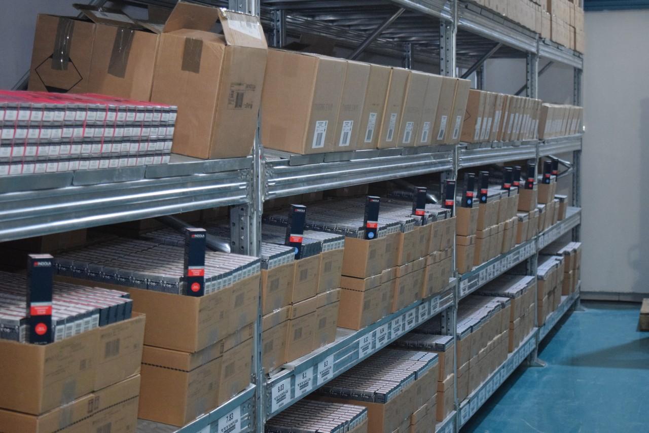 המפיץ החדש של מוצרי אינדולה בישראל חברת נעה שיווק