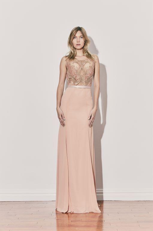 שמלת ערב של המעצב אלון ליבנה קיץ 2017 צילום יחצ חול (14)