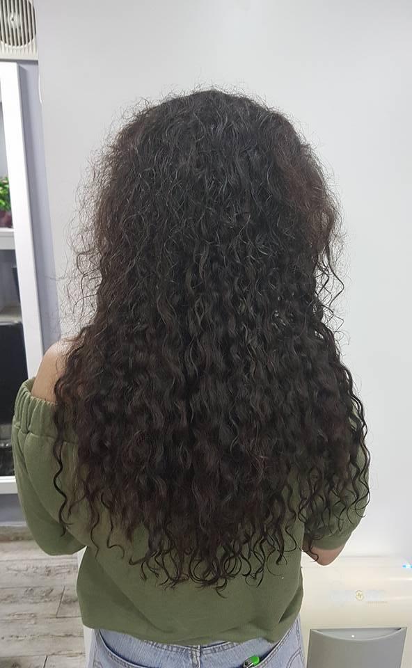 חמודי דבדוב מהייר ביוטי מציג תוספות שיער