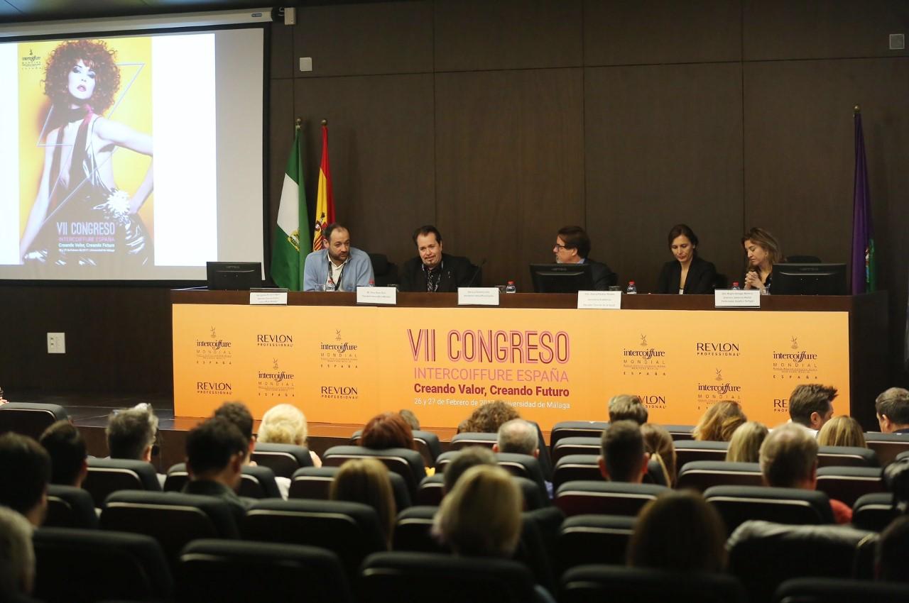 הקונגרס ה- 7 של אינטרקופיור במלאגה, ספרד