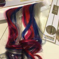 BLONDA תוספות שיער 100%HUMAN HAIR