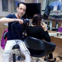 רמי מזרחי מעצב שיער בחיפה