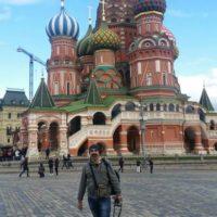 שוורצקופף פרופשיונל סמינר במוסקבה