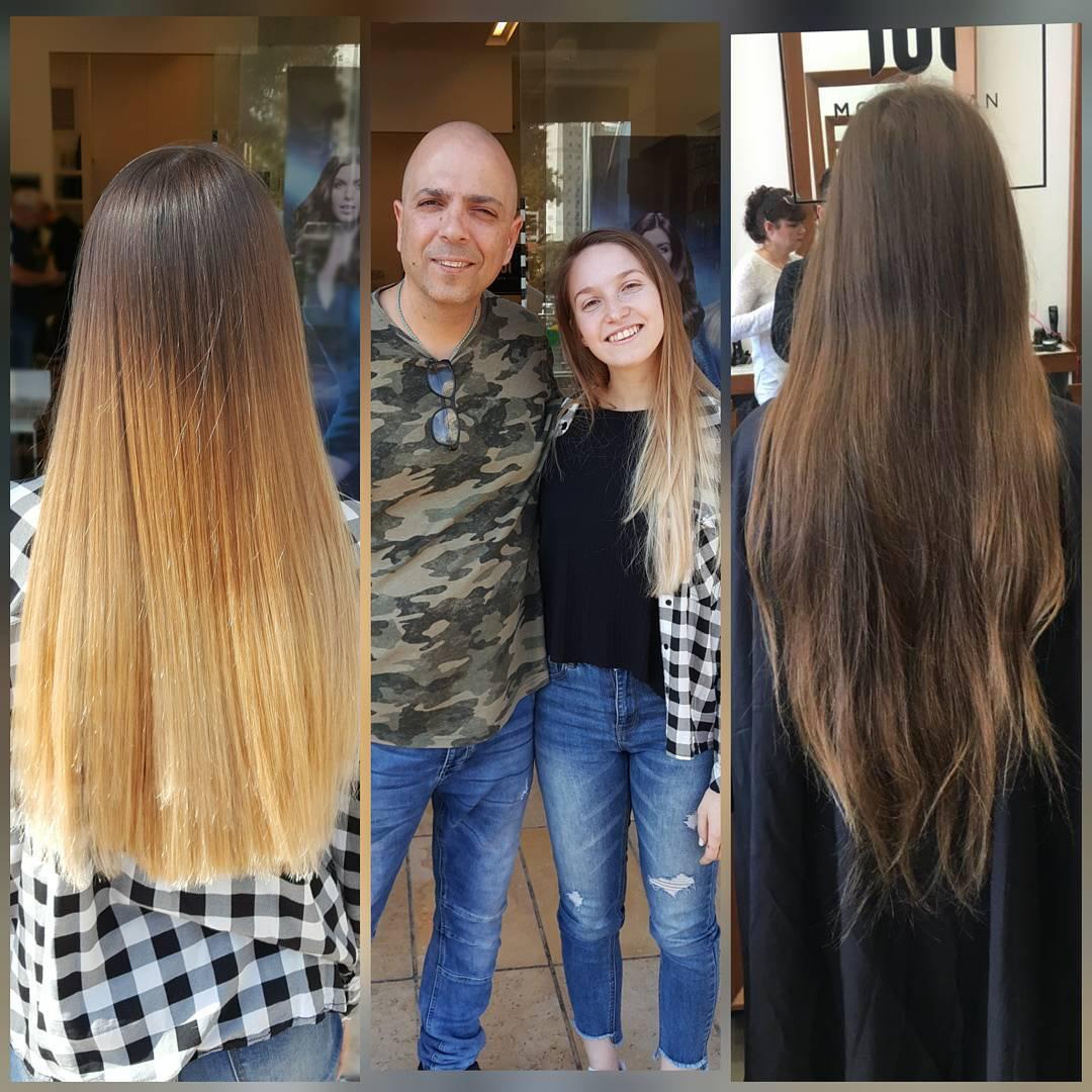 משה אוזן, מעצב השיער מפתח תקווה התקשרי: 03-9271770